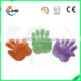 2015 NEW Pet dog Grooming washing Glove, pet fingers bath,massage,grooming plam brush glove