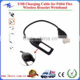 USB Power Charger Charging Cable for Fitbit Flex Wireless Wristband Bracelet
