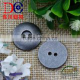 2 Hole Sew Button,Zinc Alloy Brand Button for Jeans Shirt