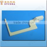 STCERA industrial alumina ceramic pin holder laser parts, equip part lift pin