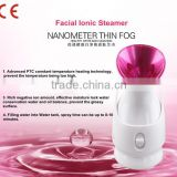 New design hair and facial sauna steamer with ozone