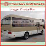 2015 new arrival made-in-China not toyota coaster mini bus for sale                                                                         Quality Choice