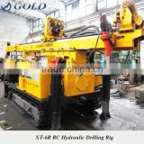 Competitive Full Hydraulic Rotary Head, Pneumatic Core Drilling Machine