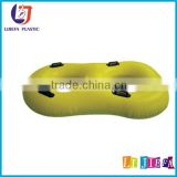 2015 water hot seller inflatable water rubber slider tube man