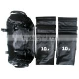 40-60lbs heavy-duty and comfortable Training system used sand bag