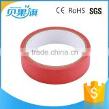 all colors different size sticky waterproof custom printed packing masking digital measuring tape