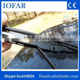 Factory wholesale frame wiper blade auto car windshield
