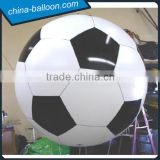 PVC inflatable helium balloon,3m inflatable air balloon with logo,full printing balloon for advertising