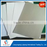 China Supplier White Coated Carton Duplex Paper Board in Sheet