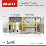 ISTECH IDrive2000 good quality Medium voltage frequency controller Draining pump 10KV 900KW