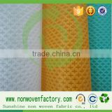 Good quality pp spunbond cambrella/cross nonwoven fabric for waterproof shoe material interlining
