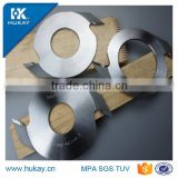 160mm wood finger joint saw blade used on timber finger jointing machines