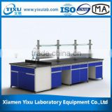 hot sale chemical used laboratory wooden bench
