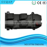 35750-TMO-F01 Japanese high quality master control power window lifter switch for Honda