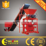 QTJ4-35 hand operation sand brick making machine