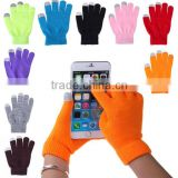 Men/Women Winter Touch Screen Gloves / smart phone screen gloves / Full Finger Mittens