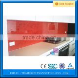 4-12mm Back Painted Glass/Lacquered Decorative Glass Panel Price