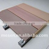 MEISEN WPC decking installation mould--stainless steel clip&screw