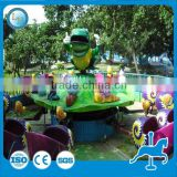 2016 new design kids shooting games! Amusement park snail attack ride china manufacturer snali water ride for sale