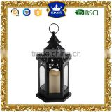 LED metal lantern moroccan lamps