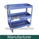 Three Layers Steel Trolley Tool Box