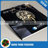 fancy CMYK custom printed catalogue for wholesale printing magazine