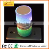 Lighting Mobile and computer accessories 5w led light Mini bluetooth Speaker good price led Speaker