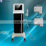 Forehead Wrinkle Removal Good Design Real Hifu Face Lifting Machine Hifu For Wrinkle Removal System Pain Free