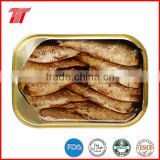 Canned Tuna Fish in Vegatable Oil from Chinese Factory