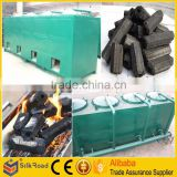 High Efficient equipment to produce charcoal