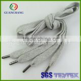 Custom various aglet polyester shoelaces
