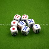 Factory Casino Custom Dice / Plastic Crap Dice /  Bar Gaming Dice