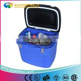 5/7/10/15/20/28L Portable insulate plastic cooler box/ Picnic ice cooler /Plastic ice chest