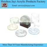 Acrylic lucite Plastic Products custom placemats and coasters