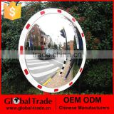 162677 Roadway Safety Convex Mirror Round Shape High Visibility Traffic Convex Mirror