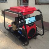 150Bar, 50L / min HONDA GX690 High Pressure Washer with Reel
