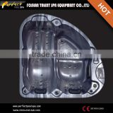 Acrylic Material and Combo Massage (Air & Whirlpool) Massage Type 2 person hot tubs