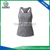 2016 Hot selling bamboo fabric nature breathable good stretch gym tank top / yoga wear tank top for women
