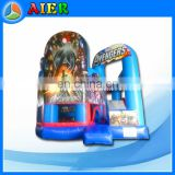 Commercial inflatable jumping castles/ cheap avengers bouncy castles for sale/ used bouncy castles for sale