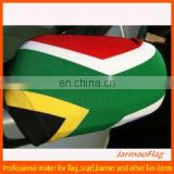 custom print car wing mirror flag cover