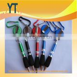 Promotional gift pen bagde reel