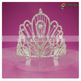 Ladies Hair Accessories bulk beauty queen crowns 2016