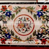 Marble Inlay Tables Tops