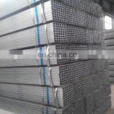rhs gi 25x50 galvanized rectangular steel tube price