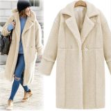 Winter Coats And Jackets Lined Coat Fashion Ladies Overcoats