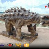 high quality animatronic dinosaur life size simulation amusement park