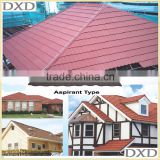 New Building Materials Sound insulation Plastic Roof Tiles                                                                         Quality Choice