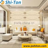 artificial stone fireplace, external brick wall panel, decorative stone panel