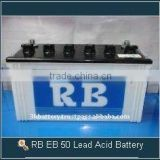 High Quality RB EB 50 12V Sealed Lead Acid Battery