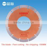 6''-150mm High Quality Diamond Circular Saw Blade for Vitrified Tile Ceramics /Cutting Tools